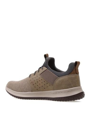 Skechers Skechers Delson- Camben Erkek Günlük Ayakkabı Bej